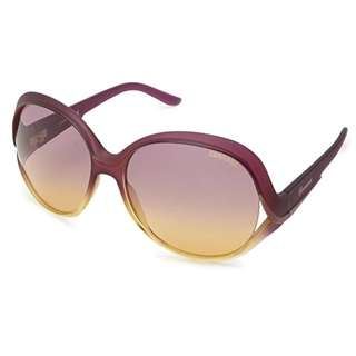 Carrera 45 Sunglasses 8ZXTP Purple/Yellow Ombre With Case