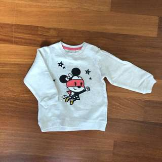 H&M Disney Sweater