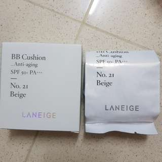 Laneige BB Cushion Anti-Aging Refill