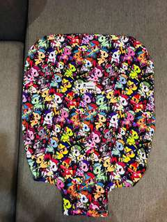 BNIB Tokidoki Unicorn Luggage Cover