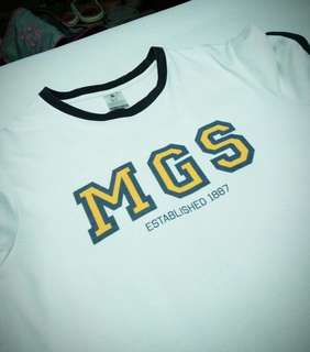 Methodist Girls School PE T-Shirt