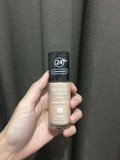 revlon colorstay foundation