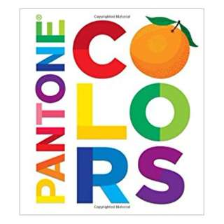 PRE-ORDER: Pantone: Colors Board book