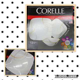 Buy 1 Get 1 Corelle 12pc Set