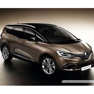 Renault Grand Scenic luxury (new)