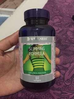 Wellness sliming formula