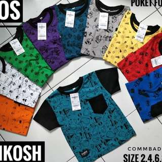Kaos Pocket full print
