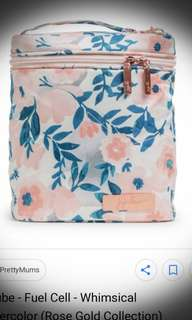 Jujube whimsical watercolour fuel cell