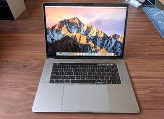 "Apple MacBook Pro 15"" Touchbar 2016"