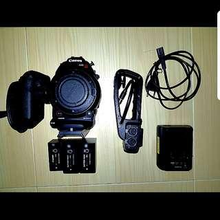 Canon C100 Mark I (No DPAF)