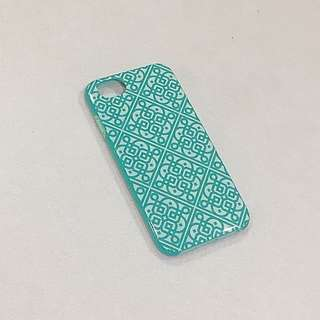 iphone6/6s Green pattern phone case