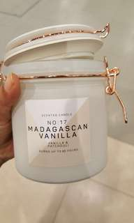 Primark Scented Candles in Jar