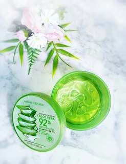 Nature Republic Aloe Vera 92% ORIGINAL