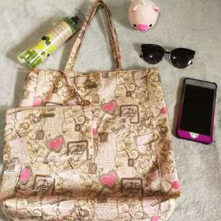 SONORE DE TOOT bag with pouch