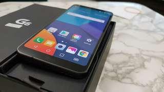 LG G6 Black 64GB/4GB Full Set