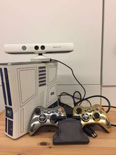 Star Wars Limited Edition Xbox 360 Kinet
