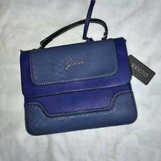 New Guess Sling Bag with Tag Price