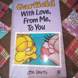 Jim Davis - Garfield: With Love, From Me, to You