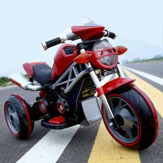 Ready Stock Ducati Kids New Version