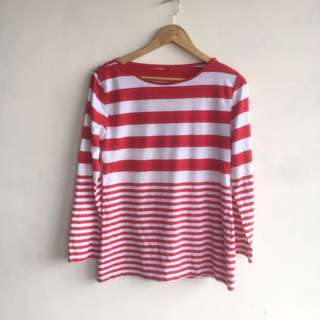 Baju stripe conextion