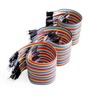 Dupont Wires 20cm 40 lines (Set of 3)
