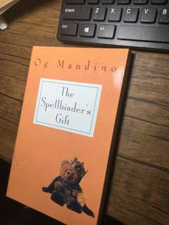 The Spelbinder's Gift by Og Mandino