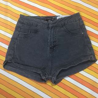 Bershka black shorts