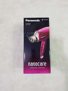 Hair Dryer Panasonic EH-NA45 Nanoe [NEW / BARU]