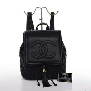 CHANEL Backpack 522*
