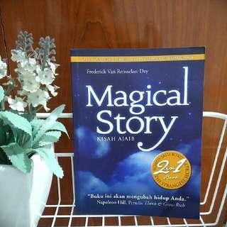 **FREE - Magical Story - Frederick Van Rensselaer Dey