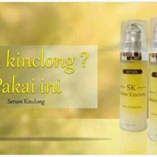 Serum kinclong