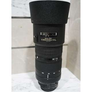 [FLASH SALE 24hrs only] Nikon AF-D Two Touch 80-200mm F2.8