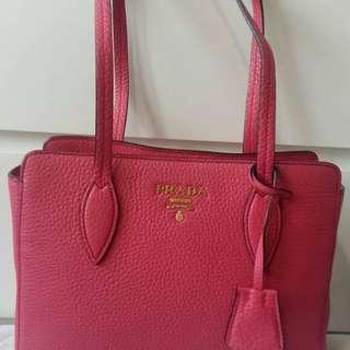 Prada Handbag (pink)