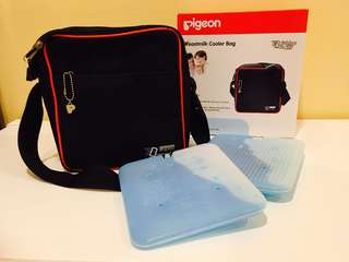 Pigeon FridgeToGo Breastmilk Cooler Bag