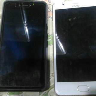 Cherry Mobile flare 5 and Vivo Y63