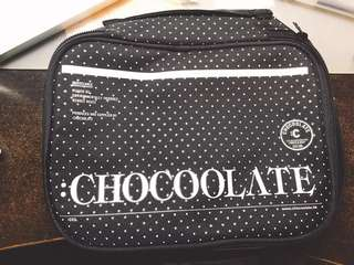 Chocoolate 化妝袋 旅行袋仔
