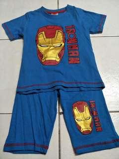 Kids Pyjamas -IRON MAN