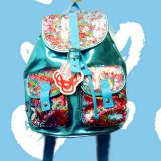Glitter Bagpack