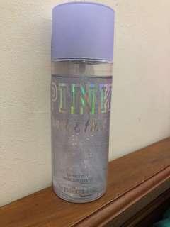 Victoria's secret PINK sweet&flirty glitter