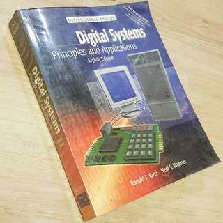 Digital Systems Principles and Application 8th Edition
