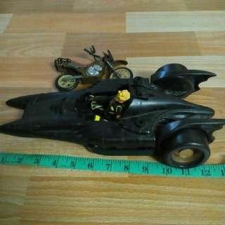 Batmobile Kenner 1990.