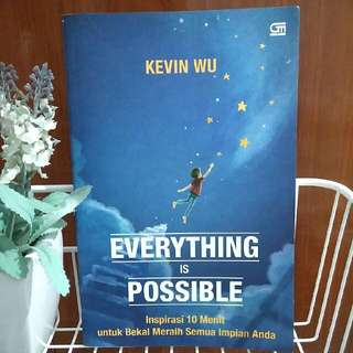 FREE** Everything Is Possible - Kevin Wu