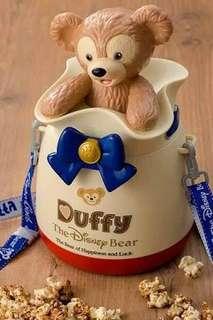 Disney Sea Duffy popcorn bucket