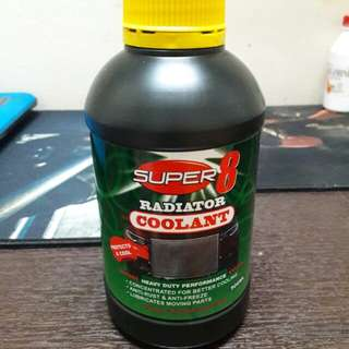 Super 8 Radiator Coolant