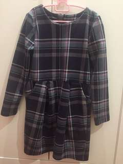 H&M girl's dress