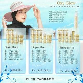 Oxyglow Flex Package