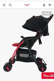 法國「Familidoo時尚輕便嬰兒手推車」-輕巧+可單手秒收