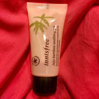INNISFREE Bamboo Soothing Gel
