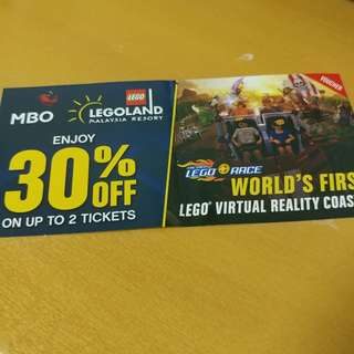 Legoland discount ticket