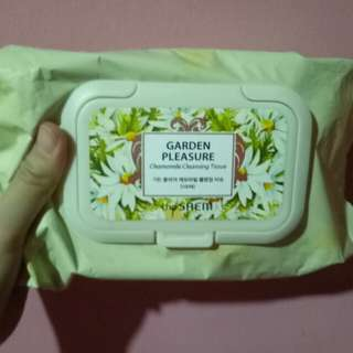 Chamomile Cleansing Tissue